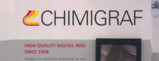 Chimigraf in Fespa Digital Trade Fair